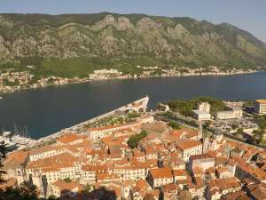 View of Kotor old town