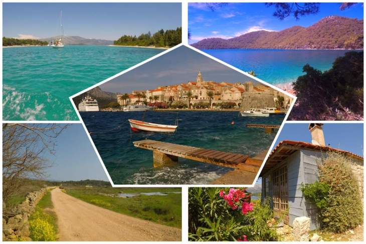 The best islands in Croatia