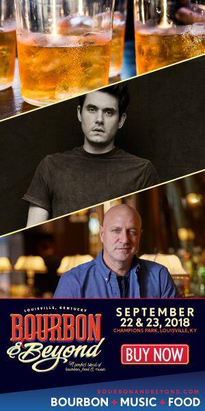 Bourbon and Beyond, John Mayer