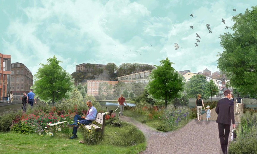 Cities Across Europe Are Making Space for Nature