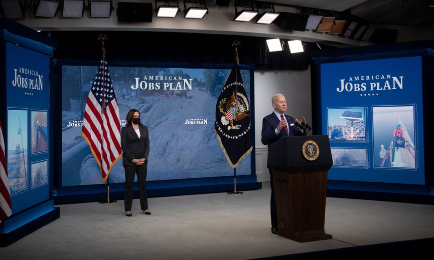 There's More to the American Jobs Plan Than Jobs