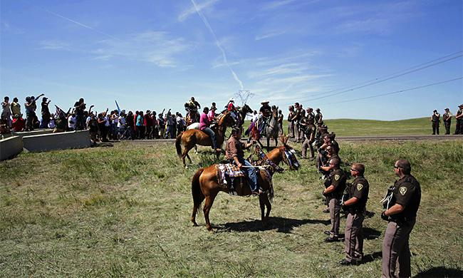 North Dakota Standing Rock