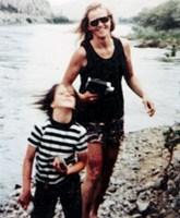 Marietta Jaeger-Lane and daughter