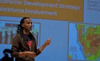 Eric Walker photo courtesy of TEDx Buffalo