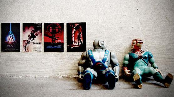 Movie Toys photo by Nur Hussein