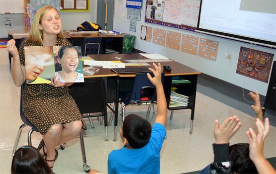 SEL classroom