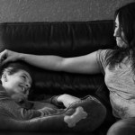 In Photos: A Mother Adjusts to Parenting After Prison
