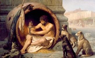 Diogenes. Image courtesy Wikimedia Commons.