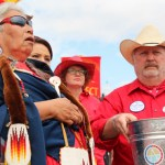 """Brought Together by Keystone Pipeline Fight, """"Cowboys and Indians"""" Heal Old Wounds"""