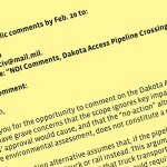 Don't Let Trump Distract You: Public Comment on DAPL Is Now Open
