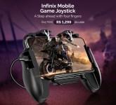 Infinix Mobile Game Joystick XGC01