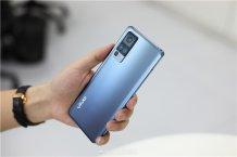 Vivo X50 Pro live images revealed, company shares teaser showcasing gimbal-like camera