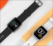Xiaomi puts the Haylou LS01 smartwatch on sale for 129 yuan ($18)