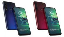 Motorola One Vision Plus debuts as rebranded Moto G8 Plus