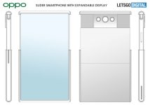 Oppo patents a slider smartphone with an Expandable display