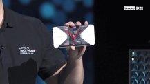 Lenovo Legion Duel Gaming Phone gets a Transparent version