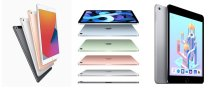 iPad Air 4 vs iPad 10.2 vs iPad Mini 5: Specs Comparison
