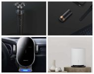 Honor announces two Electric Shavers, AI car Holder, and a Humidifier in China