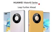 Jingdong celebrates 100 million sales of Huawei Mate 40 Series with a drone show