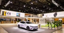 Huawei files two patents relating to electric vehicles and the driving system