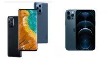 iPhone 12 Pro Max vs OPPO Find X3 Pro: Specs Comparison