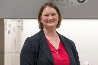 Dr. Jennifer Chain - photo by Dennis Spielman