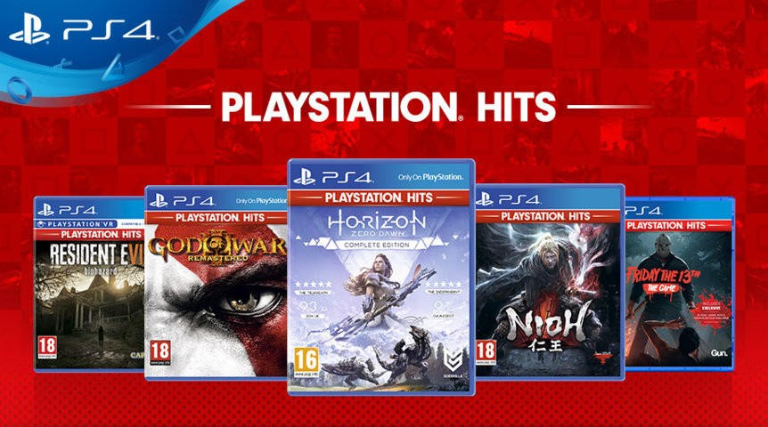 PlayStation Hits, Arrivano nuove aggiunte alla line-up PlayStation Hits
