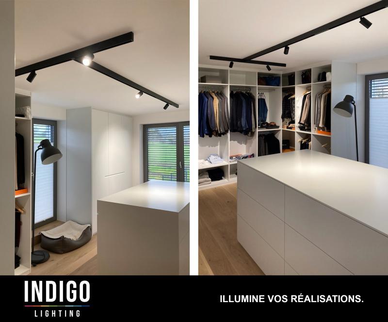 rail 48v indigo lighting