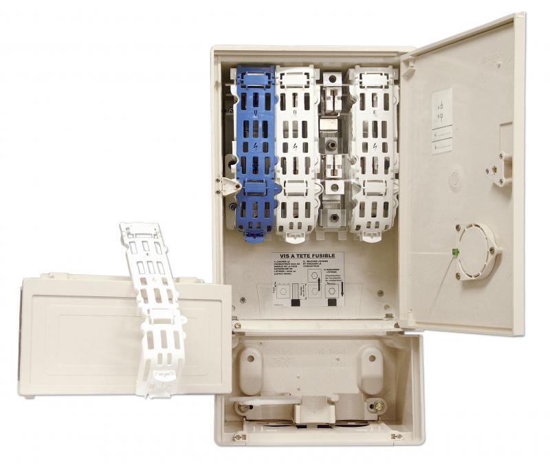 Coffret C400P200 Avec Botier De Repiqu Seifel Ref 68966