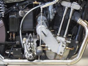 AJS 1930 R8 500cc 1 cyl ohv  Yesterdays