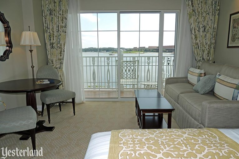 Grand Floridian 1 Bedroom Villa Lake View