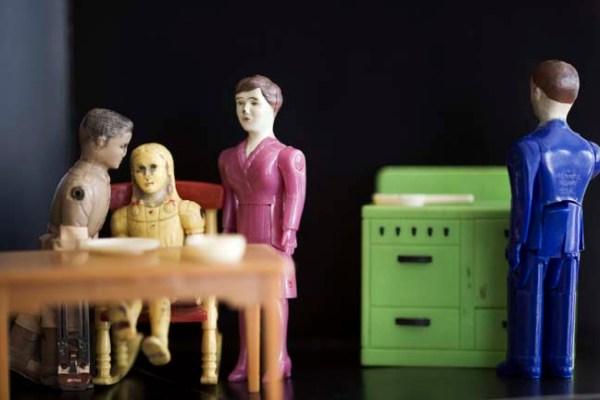 Dinners Were Tense from The McCann Family by Karen Davis