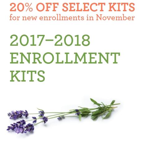 2017-2018 Enrollment Kits