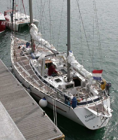18m STEEL KETCH Yachting Espaa