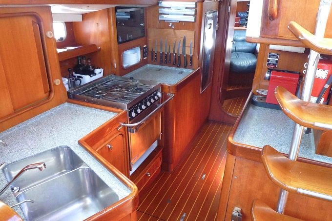 OYSTER 485 Yachting Espaa