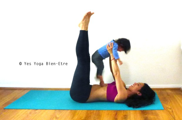 yoga avec bebe yes yoga bien etre