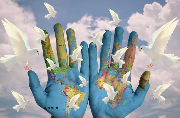 Ahimsa dans le monde non violence yoga