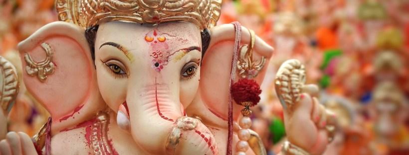 Dieu Ganesha Elephant Mudra