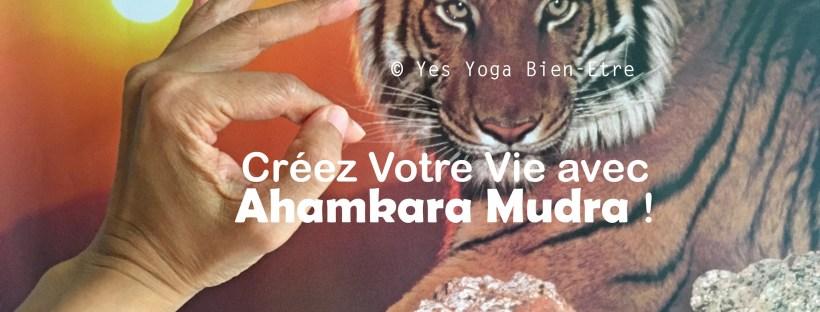 comment faire ahamkara mudra