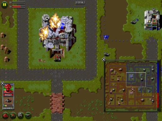 Z The Game   Classic Bitmap Brothers strategy game available for     Z The Game   Classic Bitmap Brothers strategy game available for iPad and  iPhone