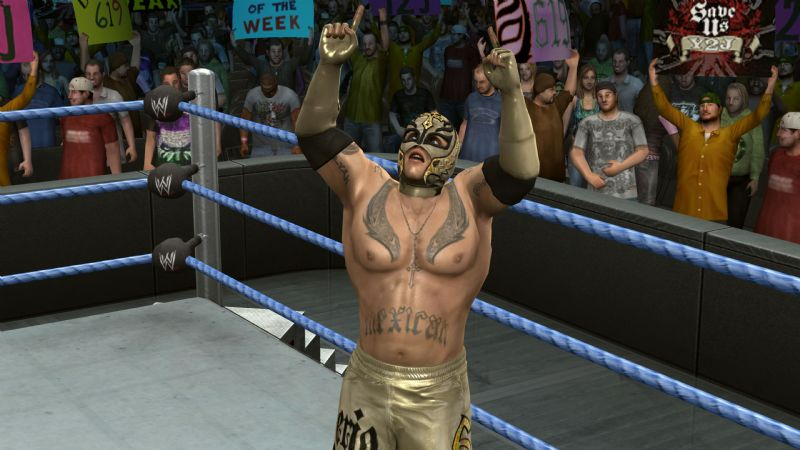 WWE Smackdown Vs Raw 2010 Review PS3