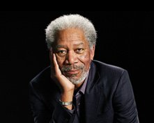 5 fiction books Morgan Freeman inspired by