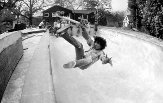 Silver. Skate. Seventies.