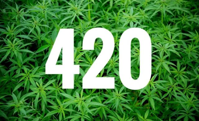 history of 420