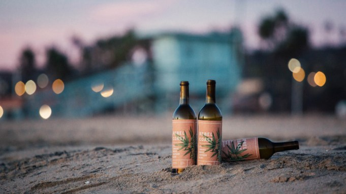 Cannabis-Infused Wine