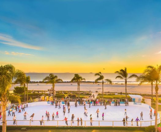Where To Ice Skate In San Diego