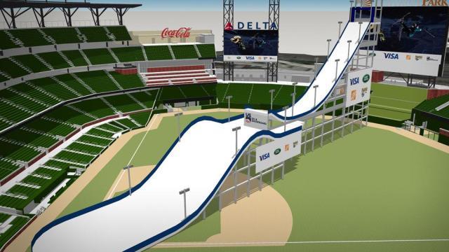 big air ballpark