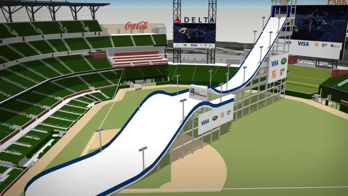 big air ballpark