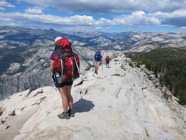 Yosemite Backpack Trips