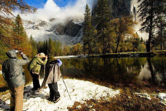 Yosemite Photography Workshops Cripps